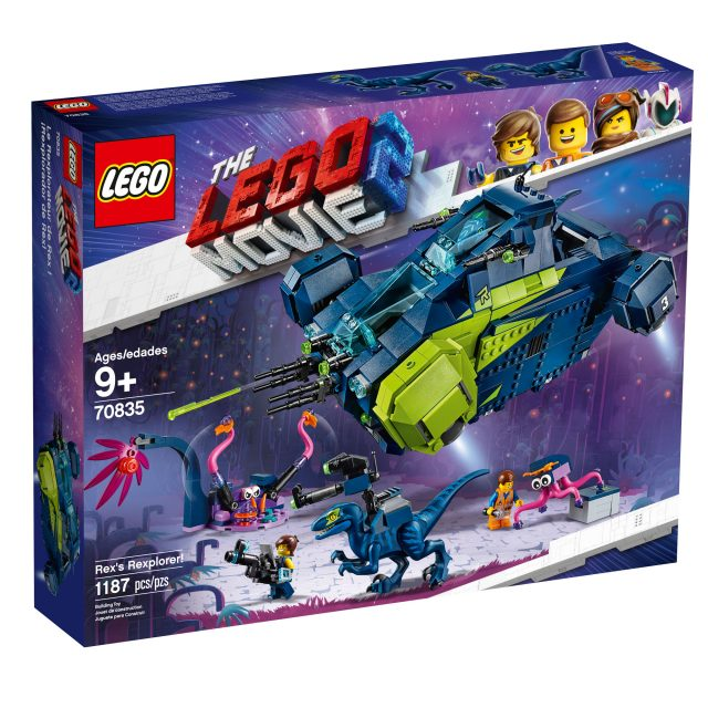 The Lego Movie 2 Sets Now Available With Free Movie Tickets Offer News The Brothers Brick The Brothers Brick
