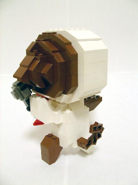 BrickFA EVA by Mike Crowley