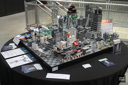 STEAM (Great Western LEGO Show) 2013