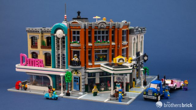 New lego modular 2013