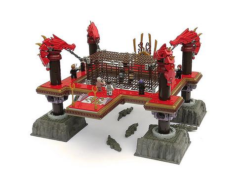 Iron Builder Arena