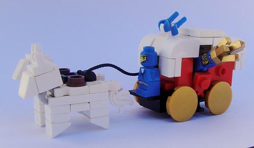 Micro-Figure Carriage