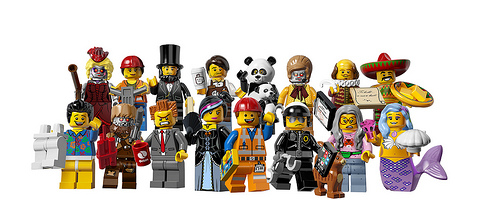 Series 12 Collectible Minifigures