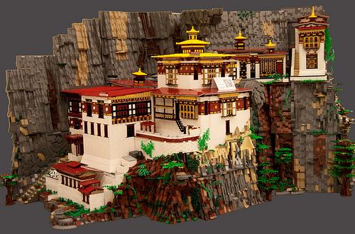 Tiger's Nest Monastery, Paro Taktsang