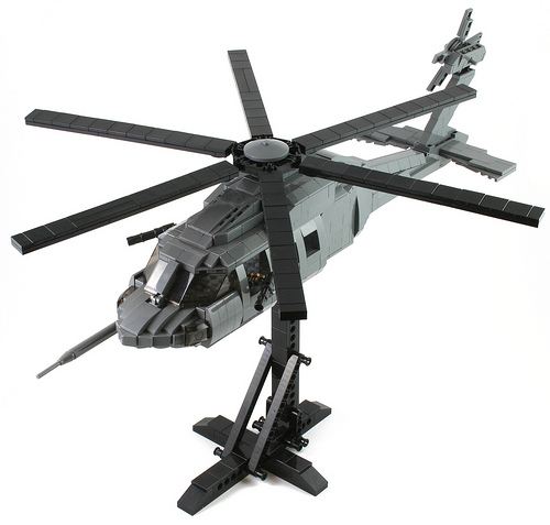 UCS Stealth Black Hawk