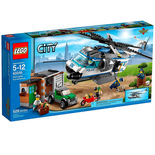 60046 Helicopter Surveillance