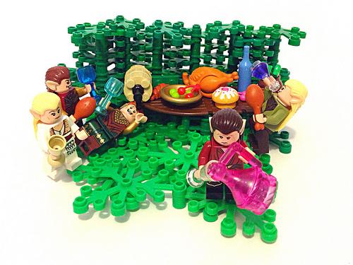 Elvish Feast