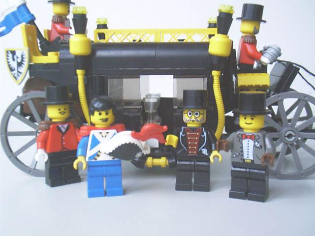 LEGO Nazi photographers
