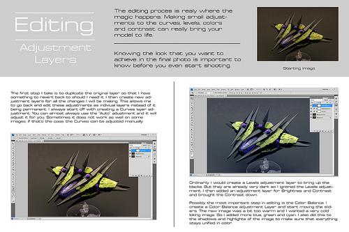 Editing: Adjustment Layers