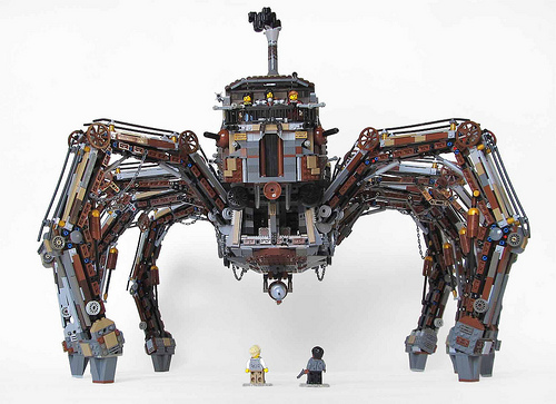 Arliss Loveless's Tarantula Contraption