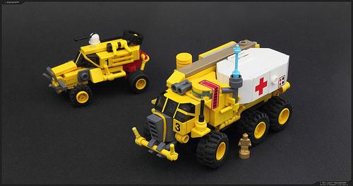 'Ox' Light Module Transport