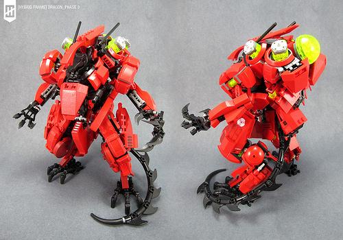 [Hybrid Frame] Dragon_Phase 3
