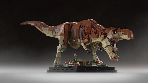 Bricksauria T.rex