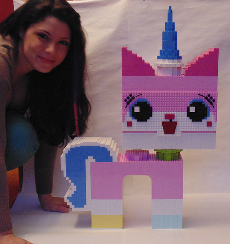 Me and Unikitty