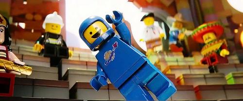 乐高电影:蓝色太空人