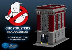 Ghostbusters HQ LDD File