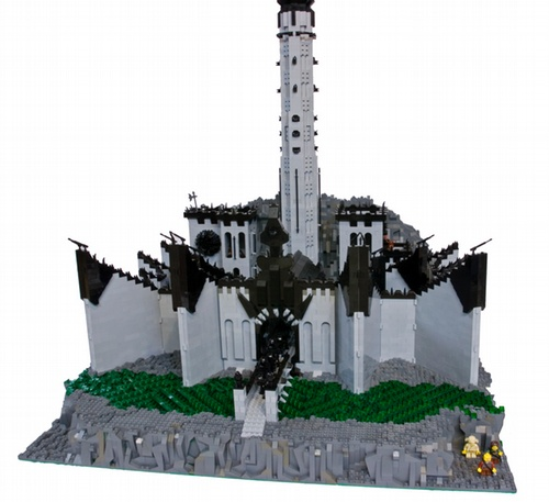 LEGO Lord of the Rings Minas Morgul