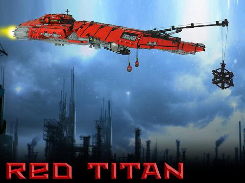 Red Titan 1