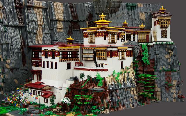 Tiger's Nest Monastery 1.1 Paro Taktsang