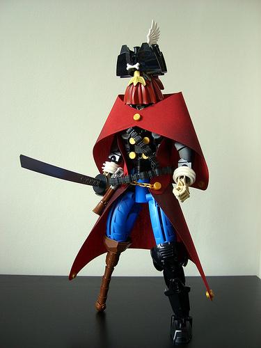 Captain Redbeard Blindeye