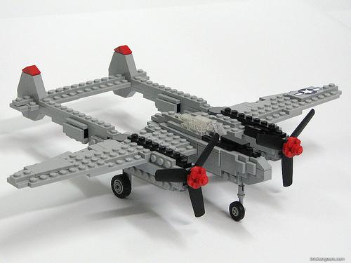 Lockheed P-38J Lightning (2)