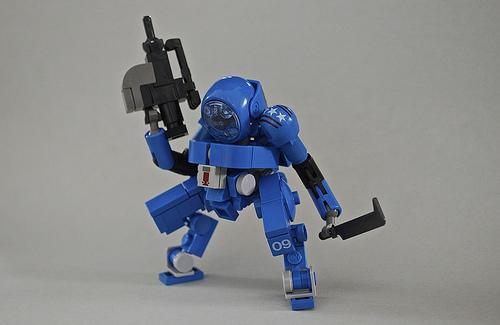 MDG Adaptive Combat Platform