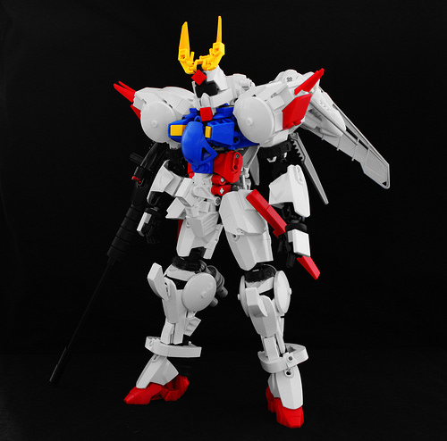 CLR-X1105 Enhanced Aerial Strike Gundam Mark IV - おたくのための愚かなロボット