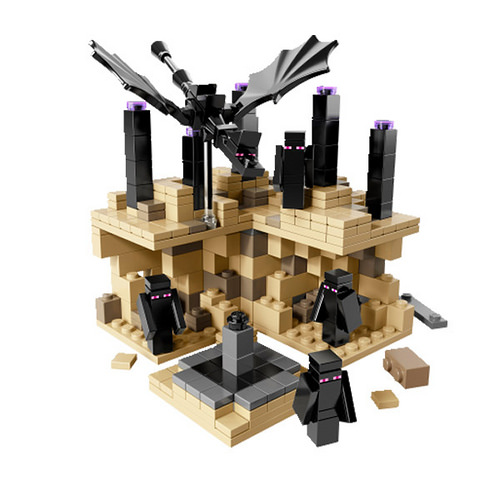 LEGO Minecraft The End (21107)