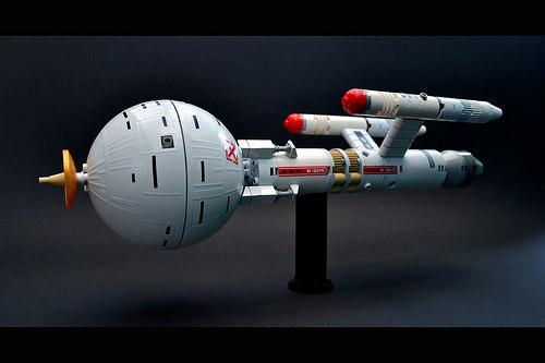 Enterprise NX-01: To boldly go