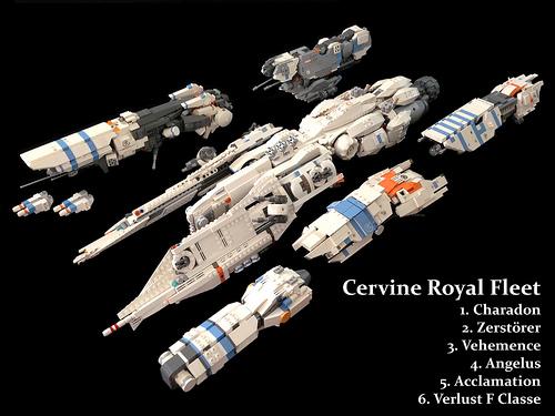 Cervine Royal Fleet