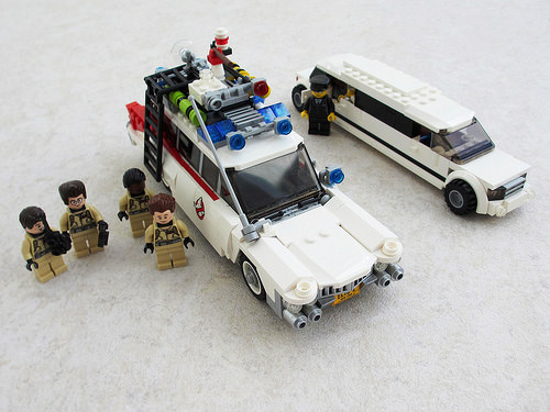 Lego ECTO-1 review