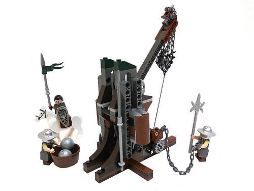 64019 Trebuchet