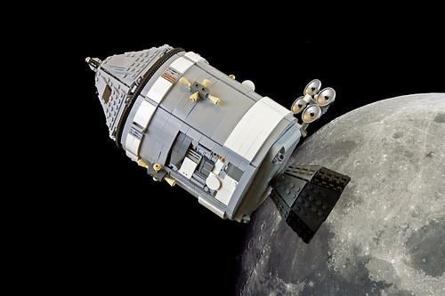 Apollo 11 Service Module