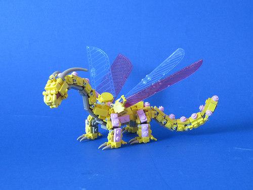 Faerie drake
