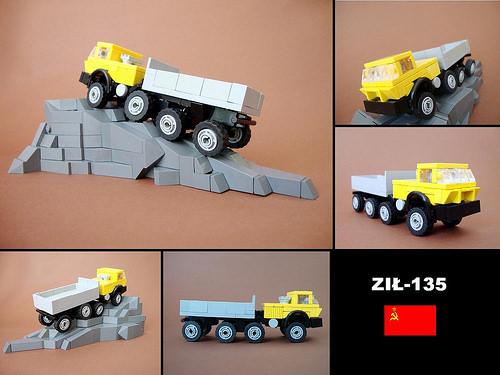 Micro ZIŁ 135