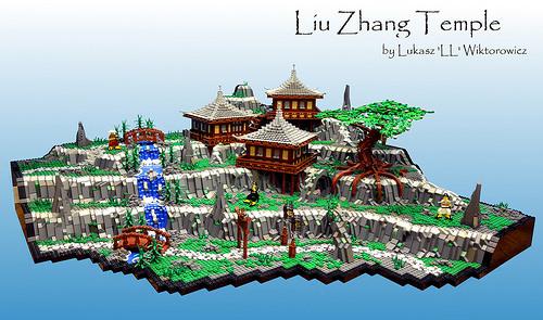 Liu Zhang Temple