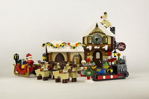 Santa's Workshop 04