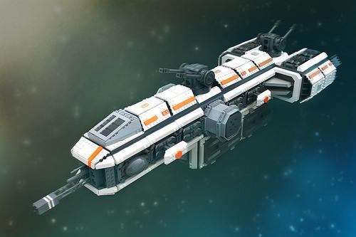 Magellan Modular Starship