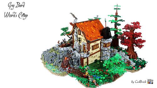 Grey Beard Wizard's Cottage1