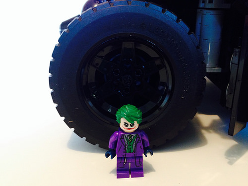 LEGO Tumbler Rear Wheel