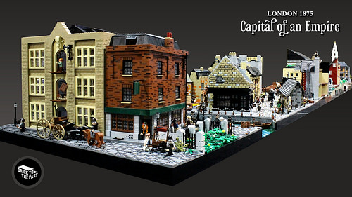 London 1875 - Capital of an Empire