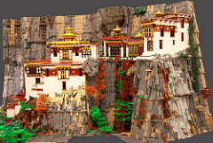 Tiger's Nest Monastery 1.2, Paro Taktsang