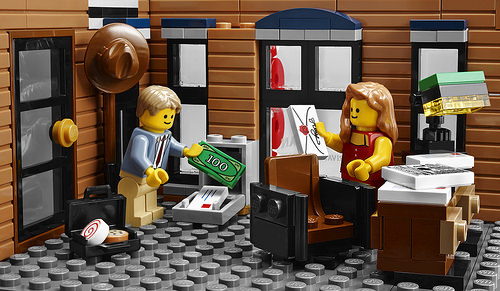 10246 Detective's Office