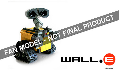 LEGO Ideas Wall-E