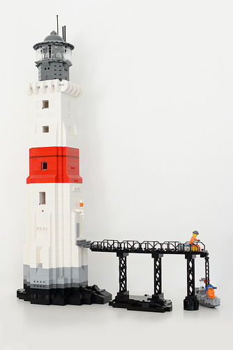 lego Phare Breton project - atana studio