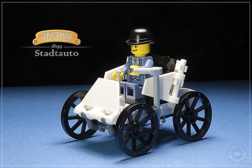 1899 Kastner Stadtauto
