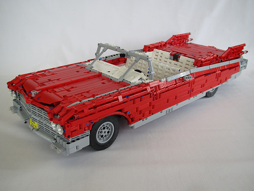 Cadillac Eldorado Biarritz 1959 Convertible
