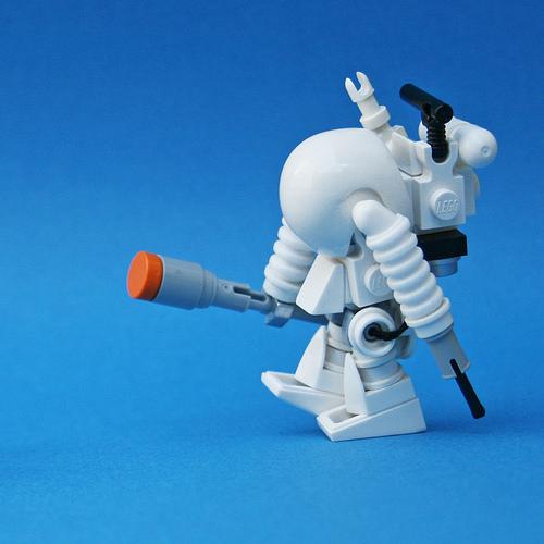 LEGO: Ma.K SAFS