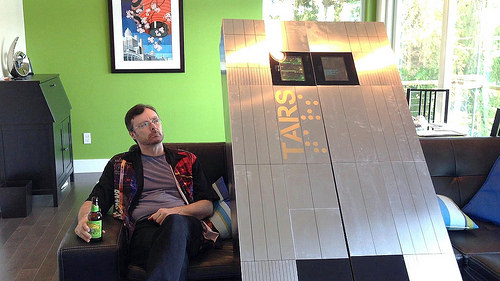 TARSworld: Living With Robots