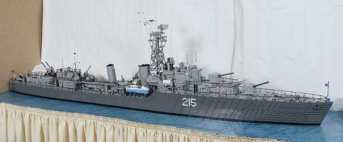 HMCS Haida (DDE 215)